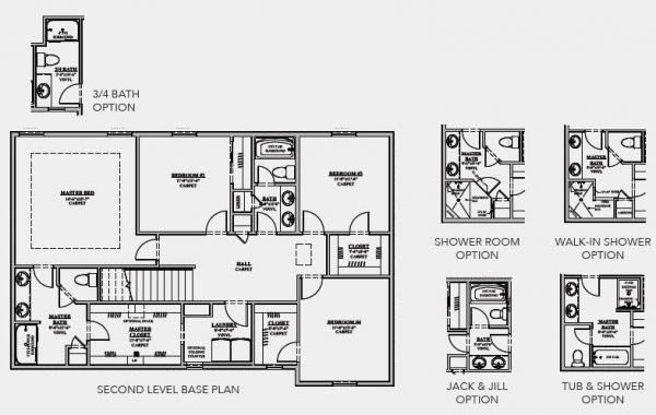 Ellison Floor Plan