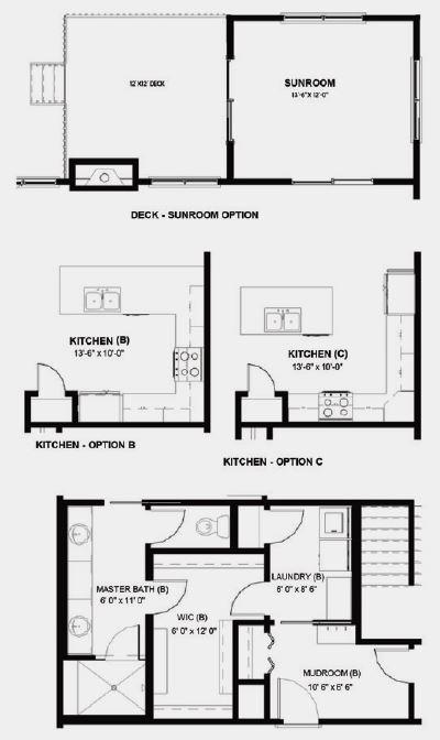 Fostoria Floor Plan